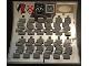 Part No: 71040stk01b  Name: Sticker for Set 71040, Mirrored - International Version - (27944/6159840)