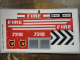 Part No: 7213stk01  Name: Sticker for Set 7213 - (89511/4578506)