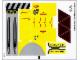 Part No: 75092stk01  Name: Sticker for Set 75092 - (21522/6116838)