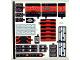 Part No: 75190stk01  Name: Sticker for Set 75190 - (34997/6200004)