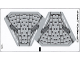 Part No: 76031stk01b  Name: Sticker for Set 76031 - North American Version - (20677/6107982)