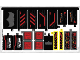 Part No: 76087stk01  Name: Sticker for Set 76087 - (34787/6199950)