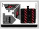Part No: 76117stk01  Name: Sticker for Set 76117 - (46105/6254240)