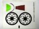 Part No: 7674stk01  Name: Sticker for Set 7674 - (63214/4528314)
