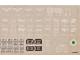 Part No: 7710stk01b  Name: Sticker for Set 7710 - Second Version - (191888)