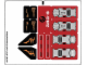 Part No: 8080stk01  Name: Sticker for Set 8080 - (90823/4585309)