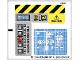 Part No: 8424stk01  Name: Sticker for Set 8424 - (96191/4624490)