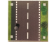 Part No: 853840cdb02  Name: Paper, Playmat Road, Double-Sided, Straight/Curved (853840)