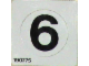 Part No: 8842stk01  Name: Sticker for Set 8842 - (190775)