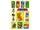 Part No: 9167stk01  Name: Sticker for Set 9167 - Sheet 1 (821841)