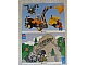 Part No: 9203cdb03  Name: Paper, Cardboard Backdrop for Set 9203 - Mountain and Rocks (4226807)