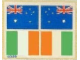Part No: 939stk03  Name: Sticker for Set 939 - Sheet 3, Flags for AU, IE (004219)