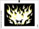 Part No: 9464stk01b  Name: Sticker for Set 9464 - NON-Glow In Dark Version - (13763/6032267)