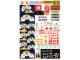 Part No: B6000stk01  Name: Sticker for Book 6000 - Sheet 1
