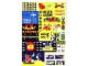 Part No: B6000stk02  Name: Sticker for Book 6000 - Sheet 2