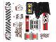 Part No: ffrac2stk01  Name: Sticker for Gear ffrac2