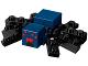 Part No: minespider02  Name: Minecraft Spider, Cave