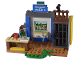 Part No: spa0005  Name: Police Outpost - Set 10751