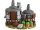 Part No: spa0030  Name: Hagrid's Hut - Set 71043