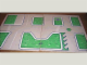 Part No: tplan04  Name: Town Plan Board, Masonite 2-Piece Lid to #700 Box (45 1/2cm x 74 1/2cm) - Set 700
