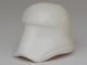 Part No: 20904  Name: Minifigure, Headgear Helmet SW Stormtrooper Ep. 7, Plain