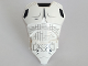 Part No: 21561pb12  Name: Large Figure Torso with SW Scout Trooper Armor Pattern
