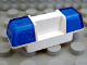 Part No: 2318c01  Name: Duplo Siren with Trans-Dark Blue Lights