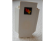 Part No: 2345pb09  Name: Panel 3 x 3 x 6 Corner Wall with Classic Fire Logo Pattern (Sticker) - Set 4020