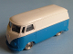 Part No: 258pb11  Name: HO Scale, VW Van with Blue Base