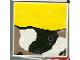 Part No: 2756pb002  Name: Duplo Tile 2 x 2 x 1 with Goat Mosaic Picture 02 Pattern (Set 1078)