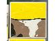 Part No: 2756pb014  Name: Duplo Tile 2 x 2 x 1 with Goat Mosaic Picture 14 Pattern (Set 1078)