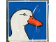 Part No: 2756pb021  Name: Duplo Tile 2 x 2 x 1 with Duck Mosaic Picture 03 Pattern (Set 1078)