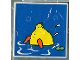 Part No: 2756pb026  Name: Duplo Tile 2 x 2 x 1 with Duck Mosaic Picture 08 Pattern (Set 1078)