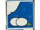 Part No: 2756pb036  Name: Duplo Tile 2 x 2 x 1 with Duck Mosaic Picture 18 Pattern (Set 1078)