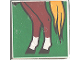 Part No: 2756pb042  Name: Duplo Tile 2 x 2 x 1 with Horse Mosaic Picture 06 Pattern (Set 1078)