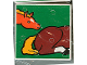 Part No: 2756pb044  Name: Duplo Tile 2 x 2 x 1 with Horse Mosaic Picture 08 Pattern (Set 1078)