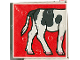 Part No: 2756pb061  Name: Duplo Tile 2 x 2 x 1 with Cow Mosaic Picture 07 Pattern (Set 1078)