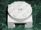 Part No: 30516c01  Name: Turntable 4 x 4 Locking Grooved Base with (Same Color) Top, Complete Assembly