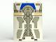 Part No: 30562px2  Name: Cylinder Quarter 4 x 4 x 6 with SW Droid Escape Pattern