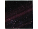 Part No: 3068bpb0232  Name: Tile 2 x 2 with Groove with Star Wars Mosaic Falcon and X-wing Pattern 10 - Red diagonal streaks