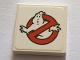 Part No: 3068bpb1170  Name: Tile 2 x 2 Ghostbusters Logo Pattern (Sticker) - Set 75827