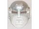 Part No: 32575pb01  Name: Bionicle Mask Mahiki with Pearl Light Gray Top (Ehrye)