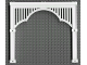 Part No: 33086  Name: Scala Arch 22 x 2 x 16 1/3
