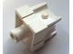 Part No: 33232a  Name: Scala Support Connector Brick Short, Pin Top