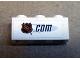 Part No: 3622pb056  Name: Brick 1 x 3 with 'NHL.com' Pattern (Sticker) - Set 3578