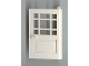Part No: 3861mi  Name: Minitalia Door 1 x 4 x 5 with 9 Panes