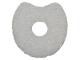 Part No: 39523  Name: Minifig, Collar, Fur Effect