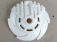 Part No: 41660  Name: Bionicle Weapon 5 x 5 Shield with Saw Blades Circular