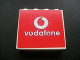 Part No: 4215bpb24  Name: Panel 1 x 4 x 3 - Hollow Studs with Vodafone Logo Pattern (Sticker) - Set 8672
