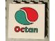 Part No: 4215pb032  Name: Panel 1 x 4 x 3 with Octan Logo Pattern (Sticker) - Set 4549